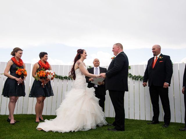 Matt and Kyla's wedding in Nisku, Alberta 70