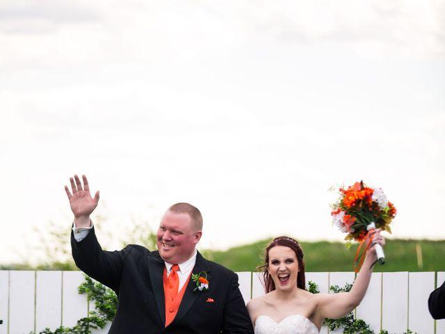 Matt and Kyla's wedding in Nisku, Alberta 73