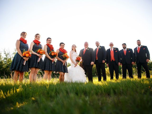Matt and Kyla's wedding in Nisku, Alberta 91