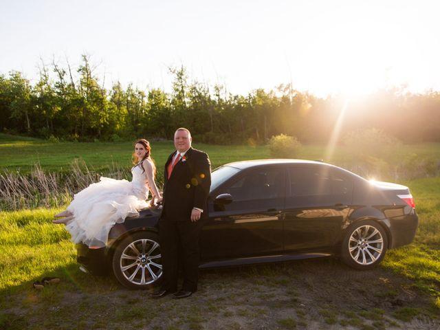 Matt and Kyla's wedding in Nisku, Alberta 98