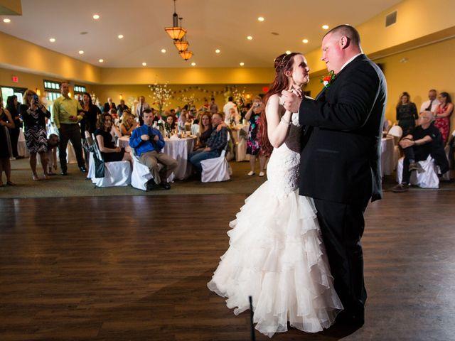 Matt and Kyla's wedding in Nisku, Alberta 2