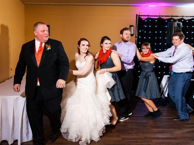 Matt and Kyla's wedding in Nisku, Alberta 101