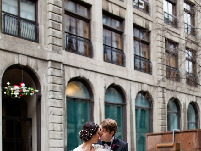 Alexandre and Ellie's wedding in Montreal, Quebec 46