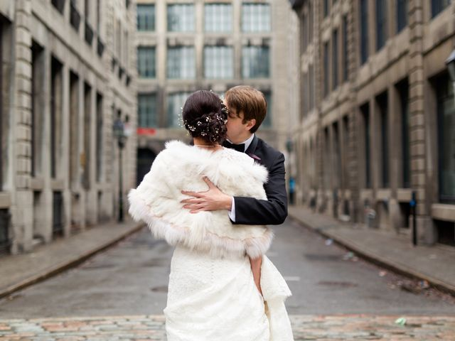 Alexandre and Ellie's wedding in Montreal, Quebec 51