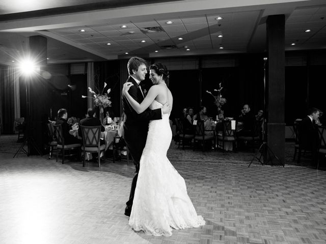 Alexandre and Ellie's wedding in Montreal, Quebec 89