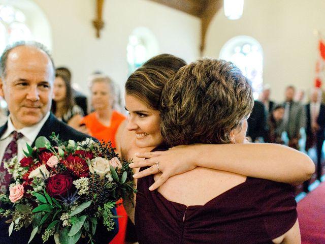 Mark and Amanda's wedding in Hamilton, Ontario 6