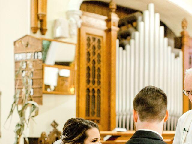 Mark and Amanda's wedding in Hamilton, Ontario 7