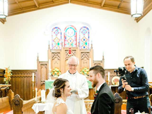 Mark and Amanda's wedding in Hamilton, Ontario 8