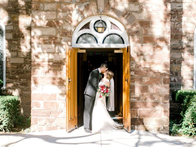 Mark and Amanda's wedding in Hamilton, Ontario 10