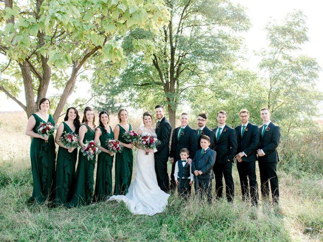 Mark and Amanda's wedding in Hamilton, Ontario 16
