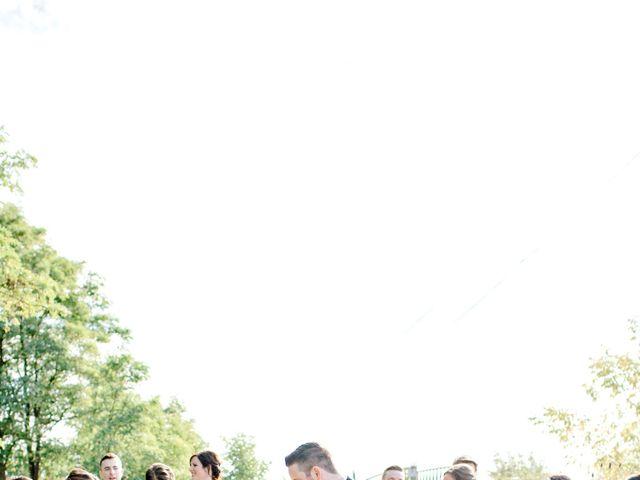Mark and Amanda's wedding in Hamilton, Ontario 18