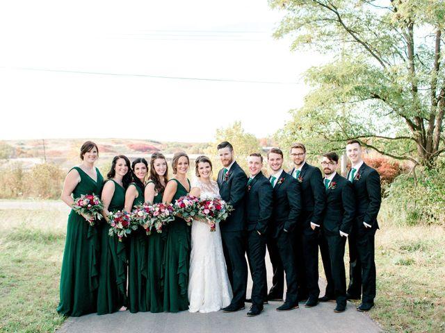 Mark and Amanda's wedding in Hamilton, Ontario 25