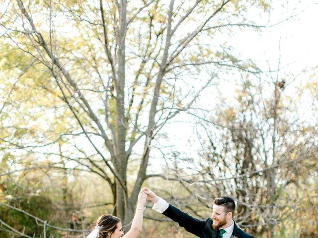 Mark and Amanda's wedding in Hamilton, Ontario 37