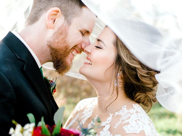 Mark and Amanda's wedding in Hamilton, Ontario 12