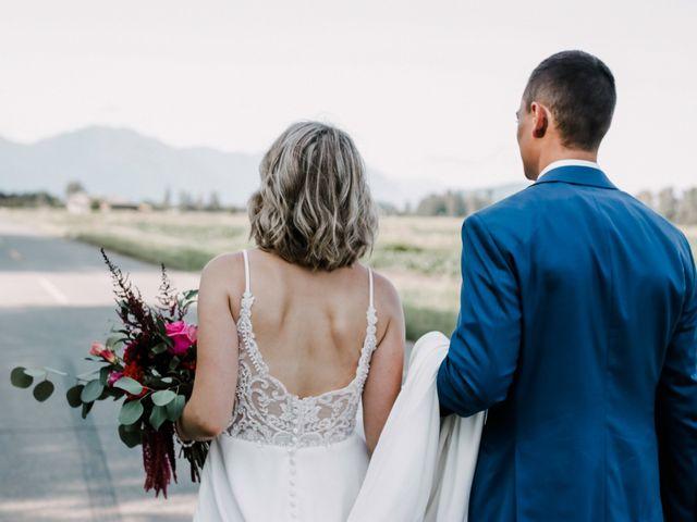 Landon and Ewa's wedding in Abbotsford, British Columbia 11