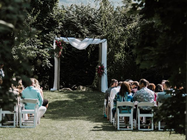 Landon and Ewa's wedding in Abbotsford, British Columbia 20