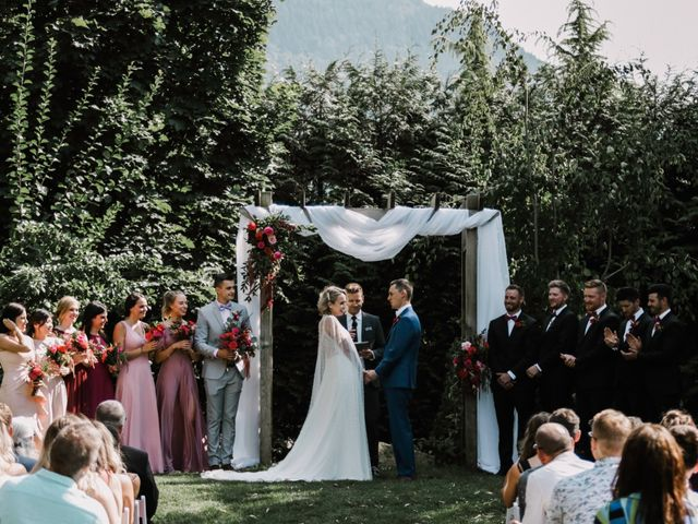 Landon and Ewa's wedding in Abbotsford, British Columbia 24