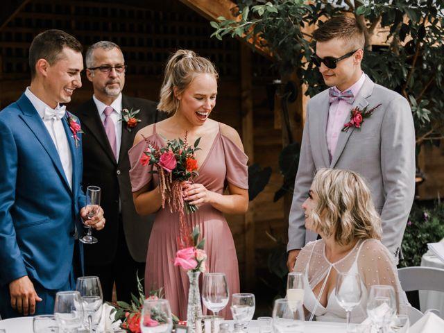 Landon and Ewa's wedding in Abbotsford, British Columbia 30