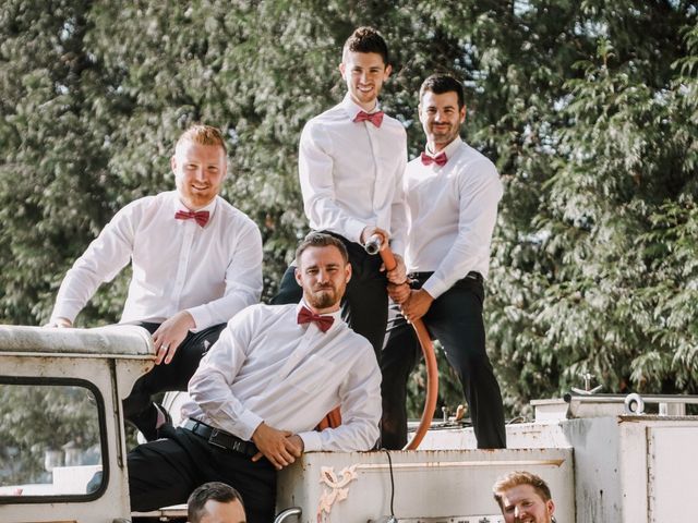 Landon and Ewa's wedding in Abbotsford, British Columbia 42