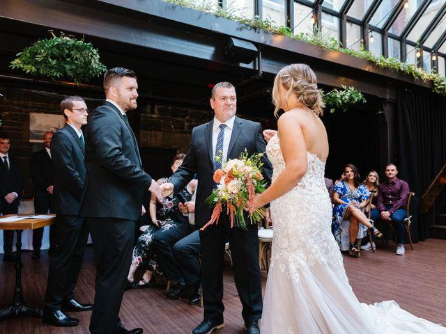 Darcy and Paige's wedding in Halifax, Nova Scotia 5