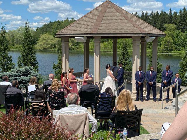 Errol and Melissa's wedding in Caledon, Ontario 4