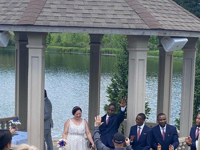 Errol and Melissa's wedding in Caledon, Ontario 5