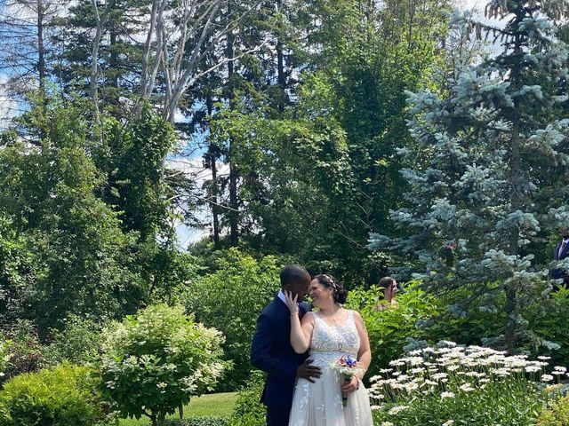 Errol and Melissa's wedding in Caledon, Ontario 6