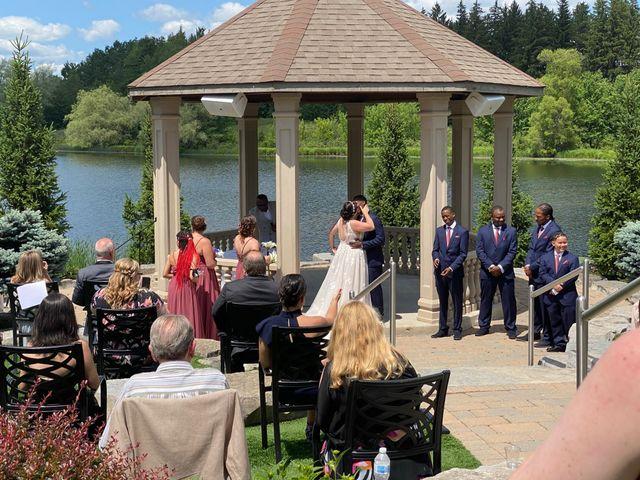 Errol and Melissa's wedding in Caledon, Ontario 7