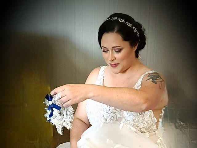 Errol and Melissa's wedding in Caledon, Ontario 2