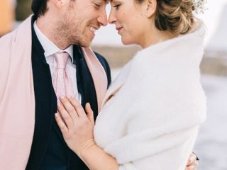 The wedding of Caterina and Yoann