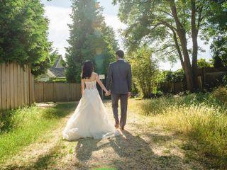 The wedding of Jade and Chris 2