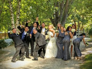 The wedding of Lesia and Keith 2