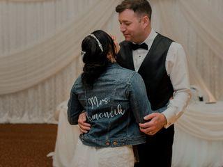 The wedding of Nikki and Dan 2