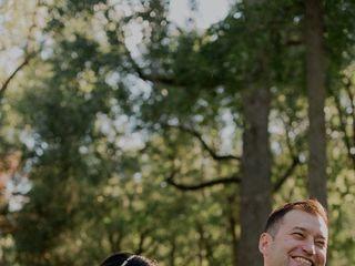 The wedding of Nikki and Dan 3