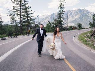 The wedding of Larissa and Michael 3