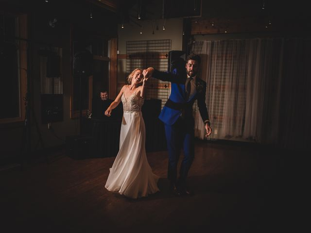 Dillon and Courtney's wedding in Courtenay, British Columbia 3