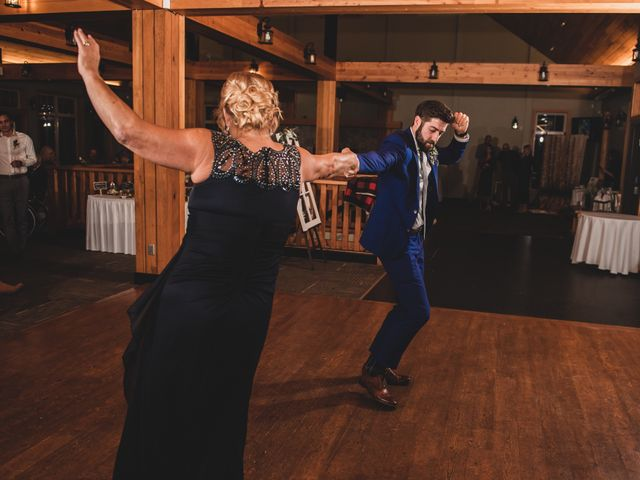 Dillon and Courtney's wedding in Courtenay, British Columbia 5