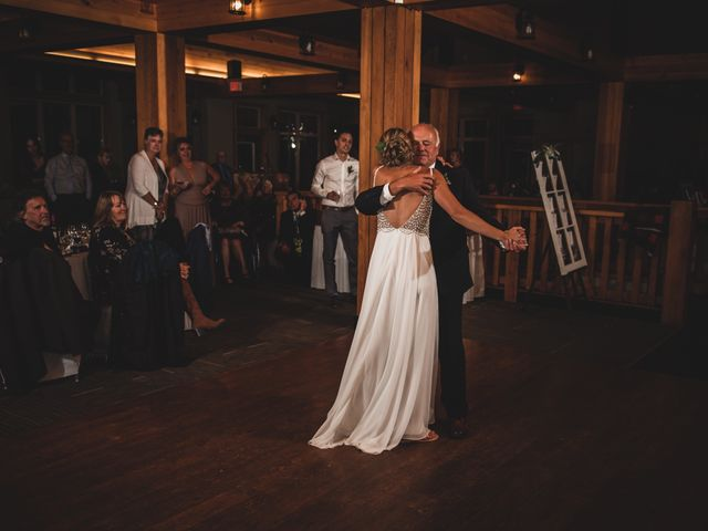 Dillon and Courtney's wedding in Courtenay, British Columbia 6