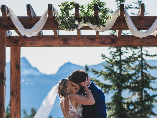 Dillon and Courtney's wedding in Courtenay, British Columbia 8
