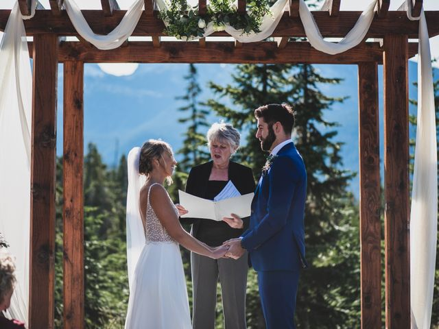 Dillon and Courtney's wedding in Courtenay, British Columbia 9