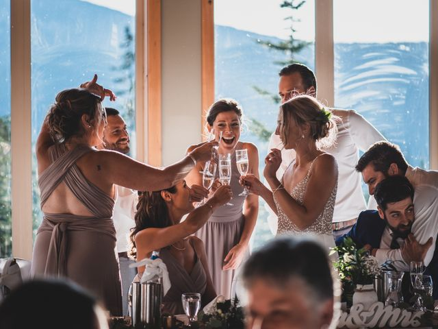 Dillon and Courtney's wedding in Courtenay, British Columbia 11
