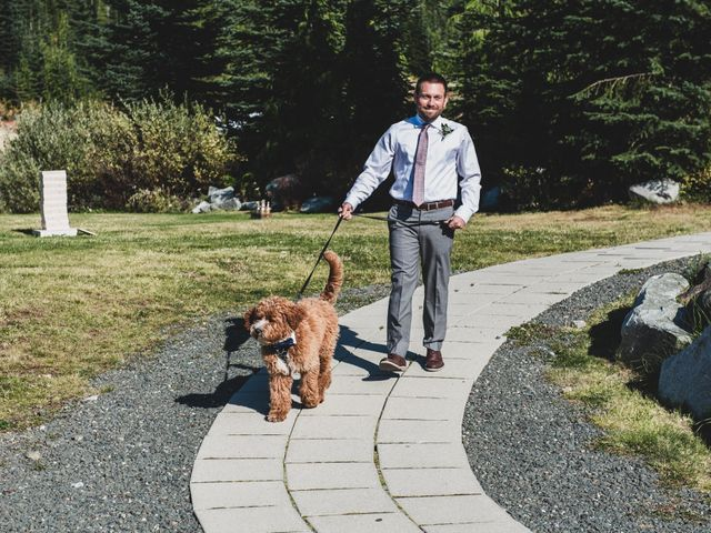 Dillon and Courtney's wedding in Courtenay, British Columbia 17