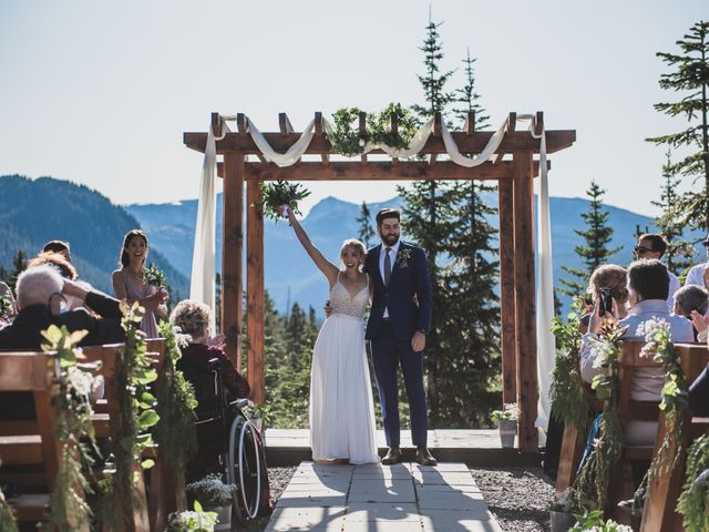 Dillon and Courtney's wedding in Courtenay, British Columbia 18
