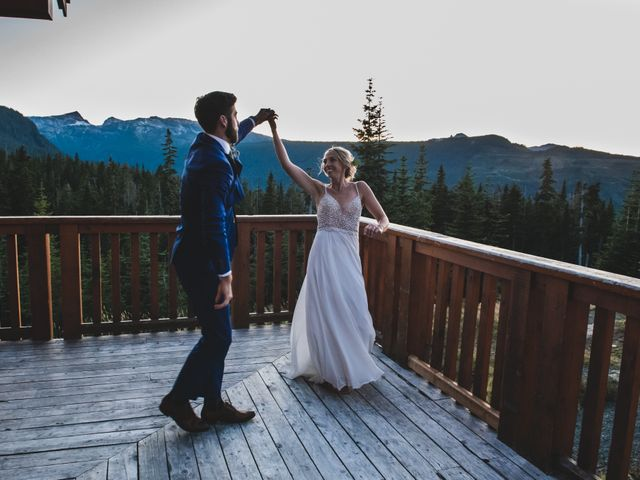Dillon and Courtney's wedding in Courtenay, British Columbia 34