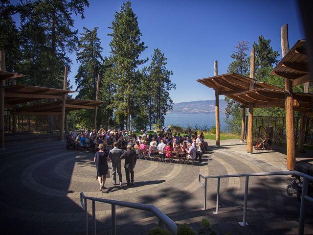 Jason and Brooke's wedding in Kelowna, British Columbia 41