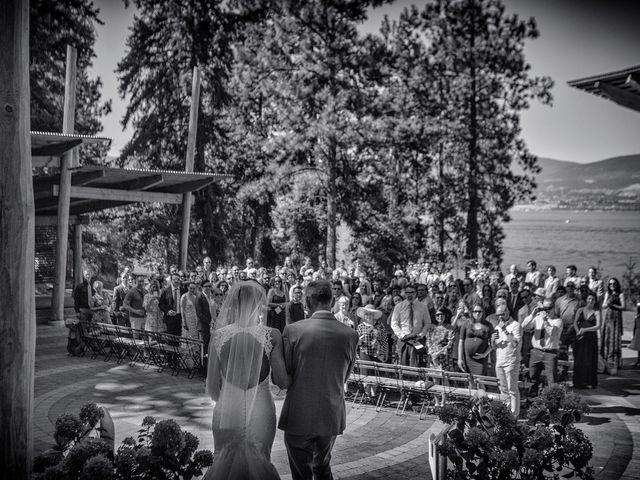 Jason and Brooke's wedding in Kelowna, British Columbia 45