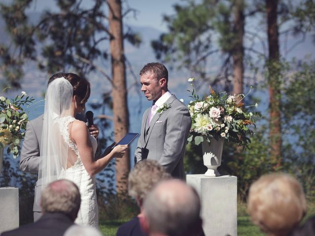 Jason and Brooke's wedding in Kelowna, British Columbia 64