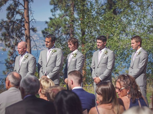 Jason and Brooke's wedding in Kelowna, British Columbia 65