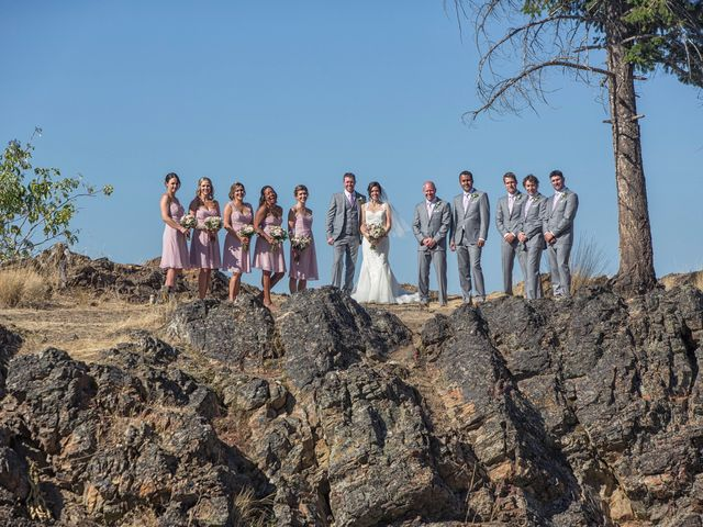 Jason and Brooke's wedding in Kelowna, British Columbia 73