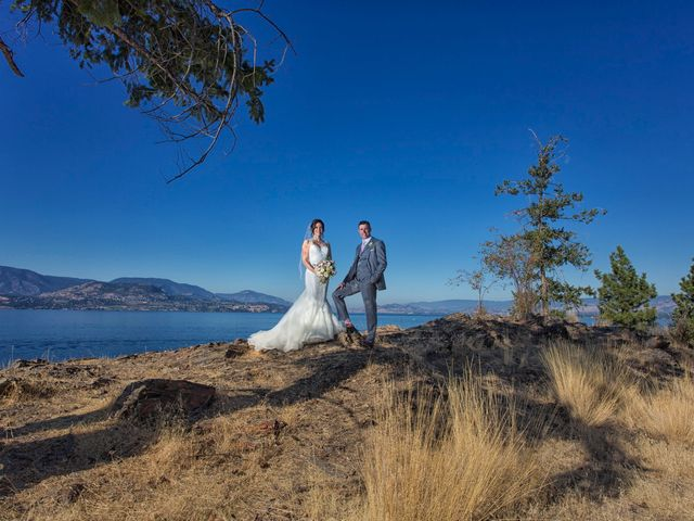 Jason and Brooke's wedding in Kelowna, British Columbia 75